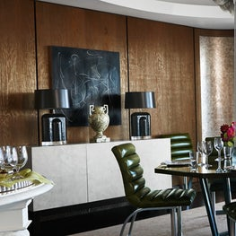 New York Residence, Living Space