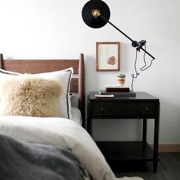 Condo Bedroom /// Seattle