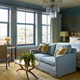 Colorful Upper West Side Pied a Terre