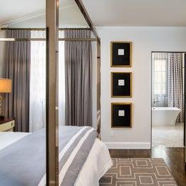 Pasadena Bedroom and Bath
