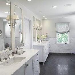 Walters Ave Master Bathroom