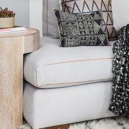 Scarsdale Home, Living Room Details