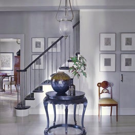 Park Avenue Duplex: Stair Hall