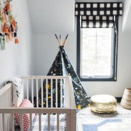 Pattern Play in a Nursery