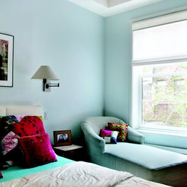 Gleicher Eco-Friendly Townhouse Master Bedroom