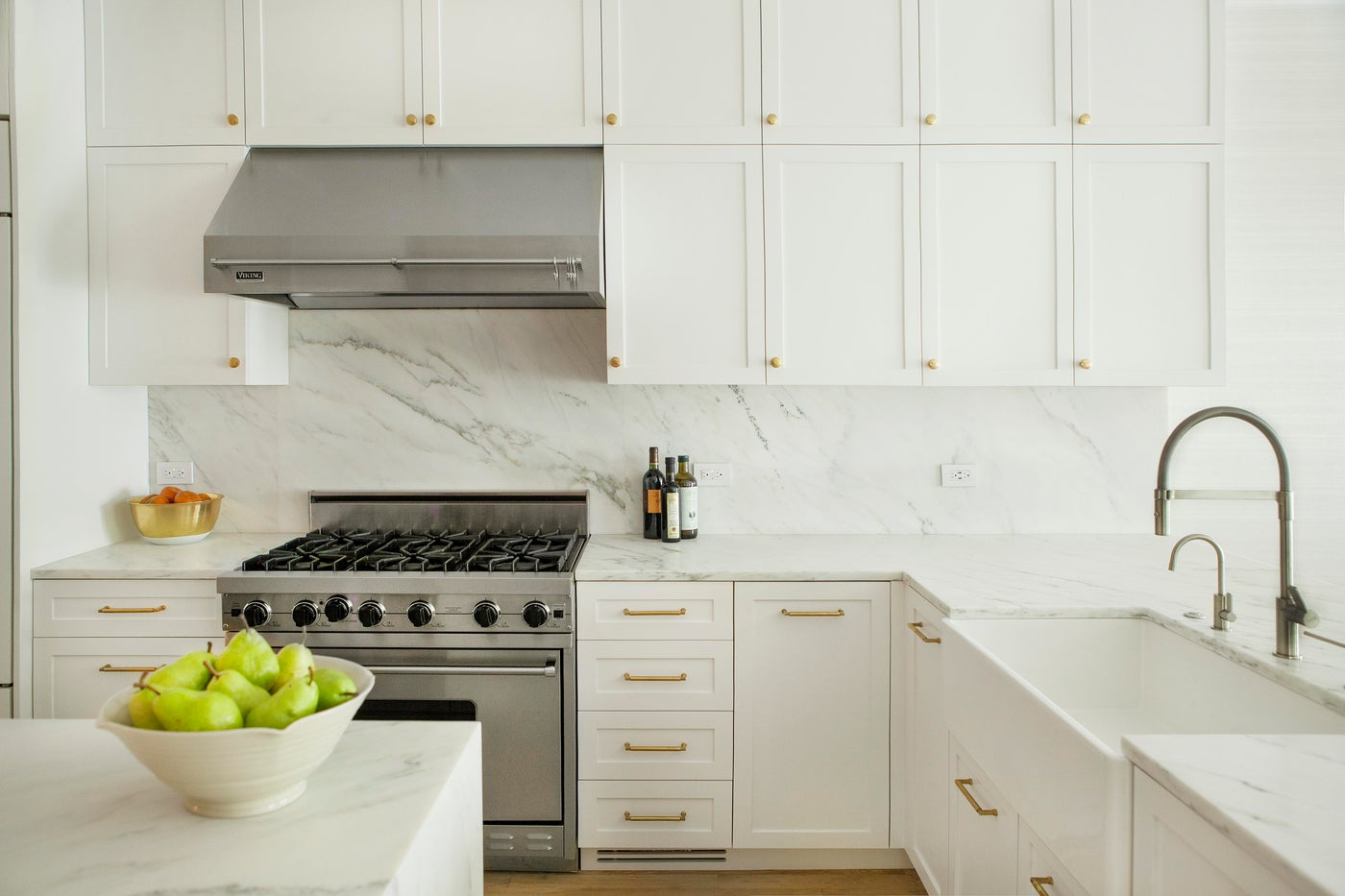 Brooklyn Heights Residence Kitchen
