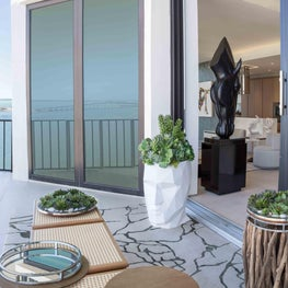 Brickell Penthouse, Terrace