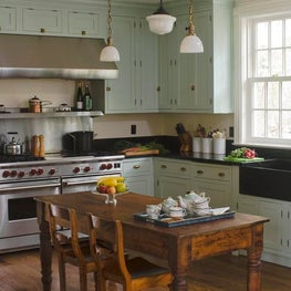 Young Huh Interiors - Farm House Kitchen