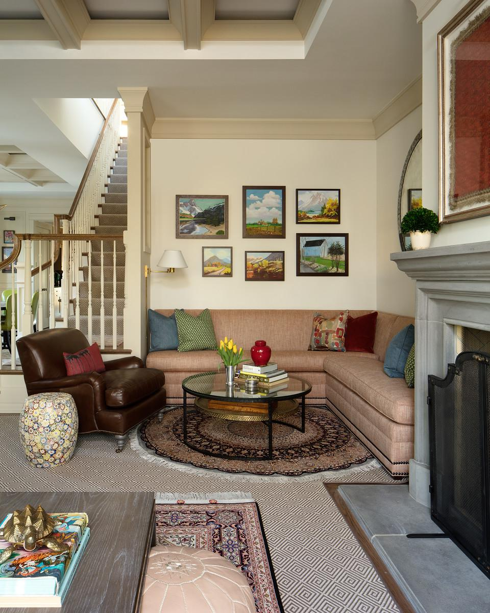 An empty nest calls for a fabulous full renovation for a couple's Greystone