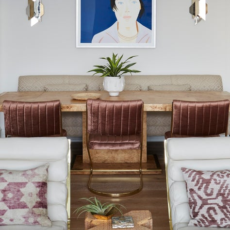 Valley Lo Dining Room