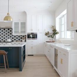 Fremont Place Kitchen