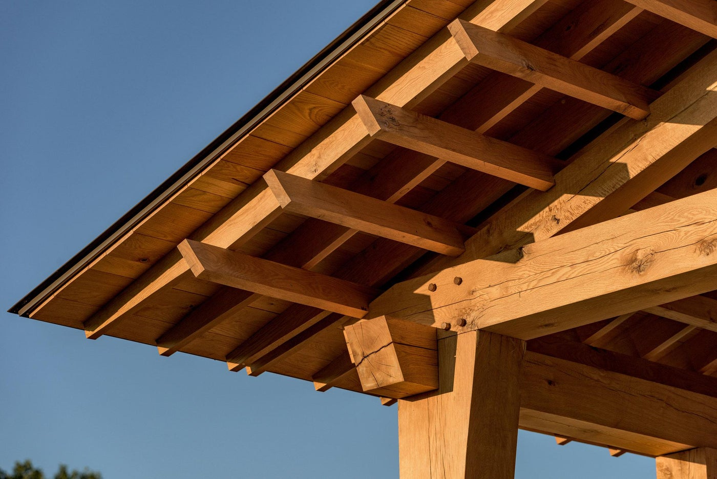 Joinery Detail: Eave Condition