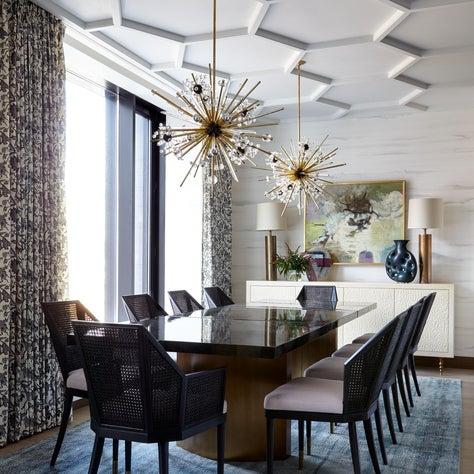 Tribeca Five Bedroom Apartment- Dining Room