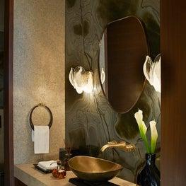 Vero Beach Residence - Main Powder Room