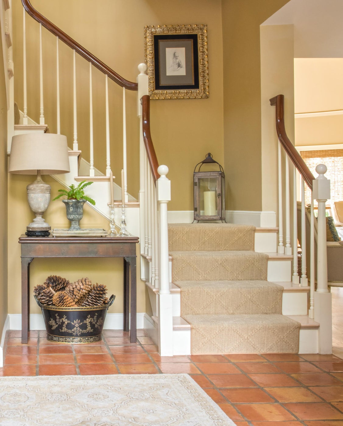 Entry into the Transitional Family Home
