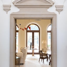 Entry to Living Room, Bel Air