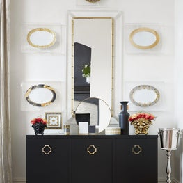 Dining Roome Constant Credenza