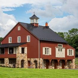 New Barn Residence in Chester County, Pennsylvania