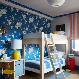 5th Avenue Duplex- Kids bedroom