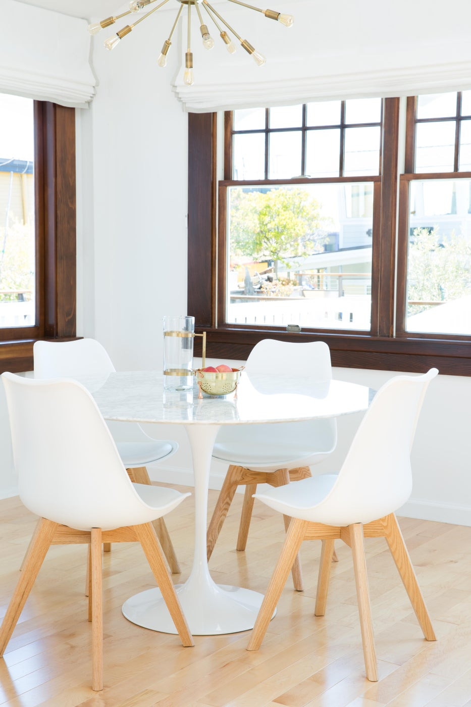 Sausalito Houseboat - Breakfast Room