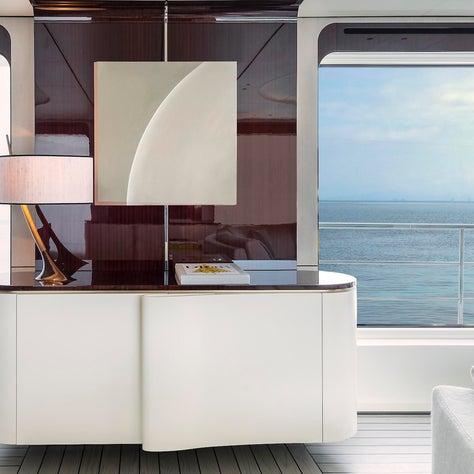 Azimut Grande 35M - Custom Interior