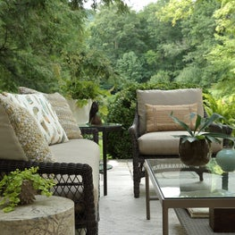 Nature Sings, Outdoor Living