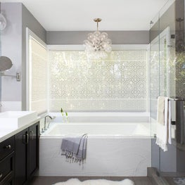 Bungalow Living, Master Bathroom, Mill Valley, CA