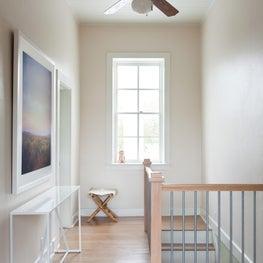 LBJ's Mother's Childhood Home - Hallway