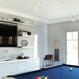 Quogue Media and Game Room