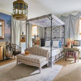 Master Bedroom - Kips Bay Decorator Showhouse 2019