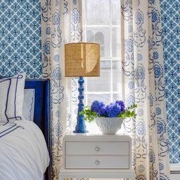 Benefit Street Brownstone, Master Bedroom