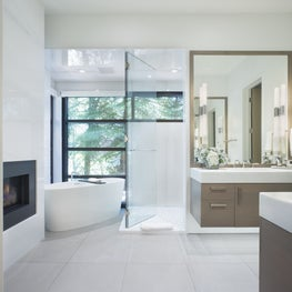 Red Butte Residence Master Bath