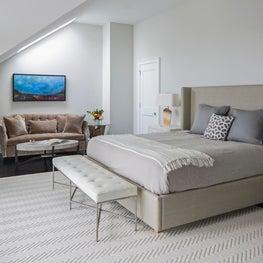Master Bedroom, Hamptons