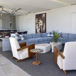 Family Room - Bel Air Estate
