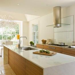 Northwest DC Modern Kitchen