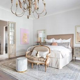 River Oaks Master Bedroom