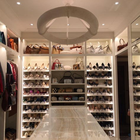 A Collectors Dream Closet on Fifth Avenue in NYC