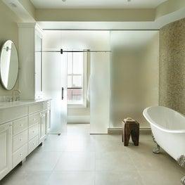 Master Bathroom Hoboken