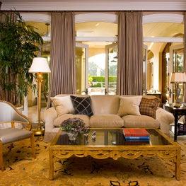 Traditional Elegance - Living Room