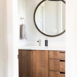 Bathroom- Orisha Dr. Austin TX