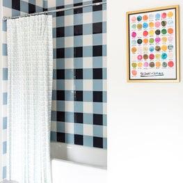 Kids Bathroom Color Play