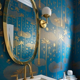 Wilson Powder Room