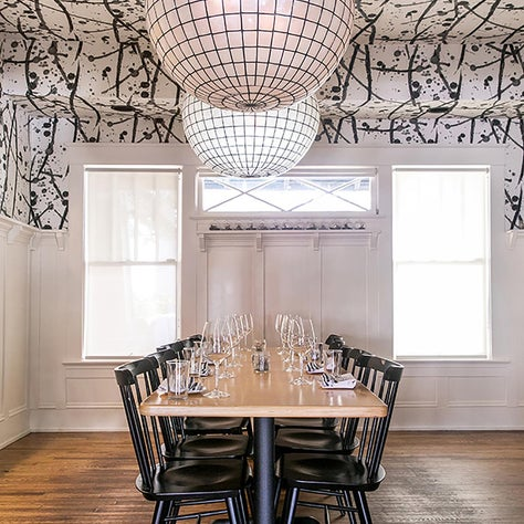 Restaurant Holmes - Architecture by MT Studio Architecture