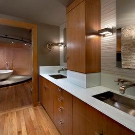 School House Loft / Master Bathroom