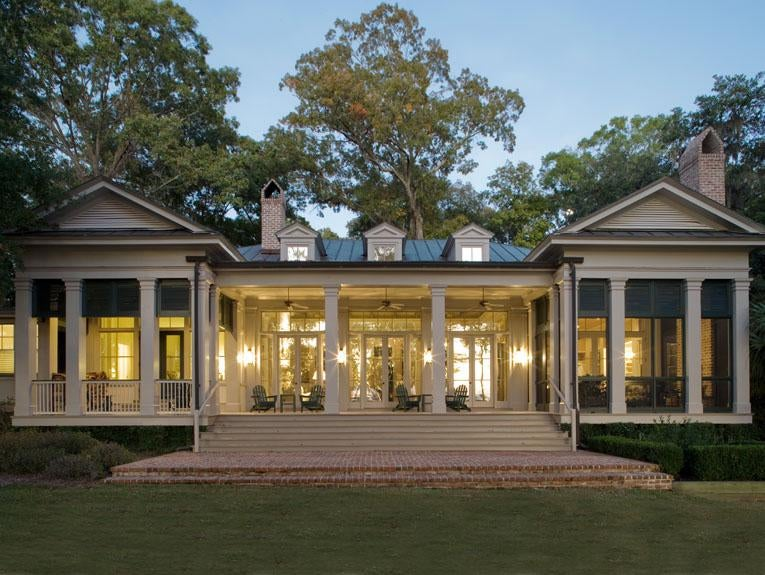 GREEK REVIVAL RESIDENCE | Spring Island