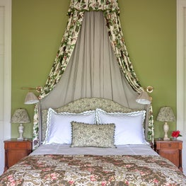 Mississippi Delta Folly: Master Bedroom