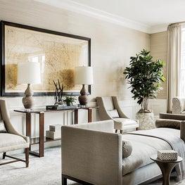 Back Bay Living Room