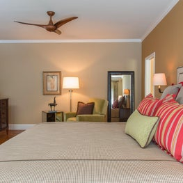New England Inspired Master Suite