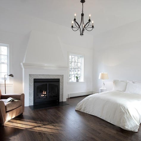 Contemporary Bedroom - Manhasset, NY