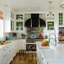 Nantucket Summer Home - Kitchen